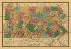 1829 Finley Pennsylvania