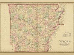 1881 Gray Arkansas