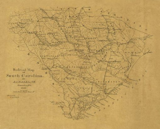 1880 Hotchkiss South Carolina
