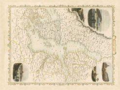 1851 Tallis Baltic Sea
