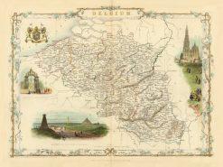 Tallis Belgium
