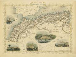 Tallis Norhern Africa