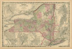 1861 Johnson NY (State)