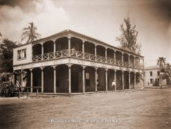 Pioneer Inn Lahaina 1915