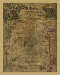 1864-65 RSM Sneden Atlanta