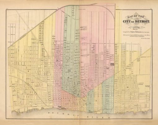 1873 Robinson Detroit