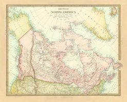 1834 SDUK British North America