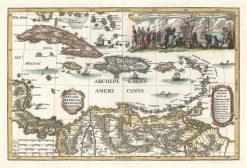 1700 Scherer Cuba Caribbean & South America