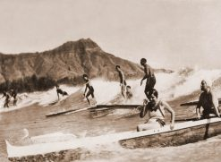 Surfing Riders