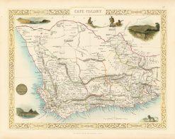 1851 John Tallis Cape Colony