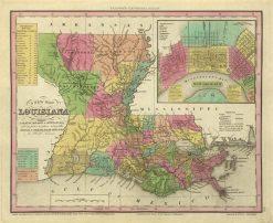 1836 Tanner Louisiana