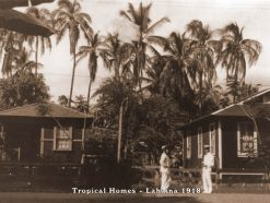 Tropical Homes Lahaina 1918