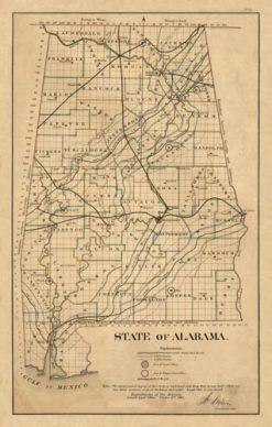 1866 USDI Alabama