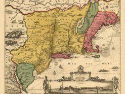 1685 Visscher New England