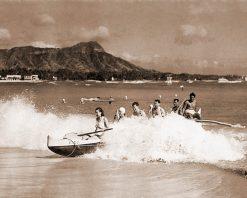 Waikiki Canoe Ride
