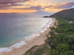 TK Big Beach Sunset