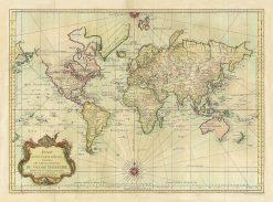 Bellin World 1748