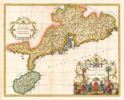 1640 Blaeu Hong Kong