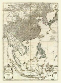 1753 D'Anville SE Asia