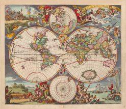 Dankert World 1680