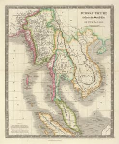 1844 Dower Birman Empire & Co