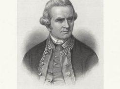 Portrait of Captain Cook