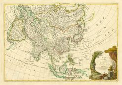 1771 Janvier Asia