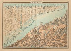Johnson & Browning Mountains & Rivers 1861