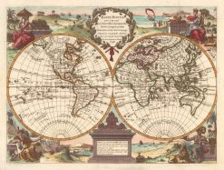 Le Rouge World 1748