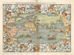 Munster World 1542