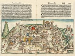 1493 Schedel Jerusalem