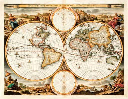 Stoopendaal World 1680