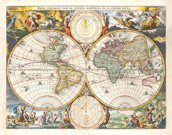 Stoopendaal World 1682