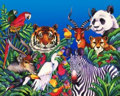 NDV African Safari