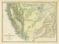 1849 Wilkes Upper California